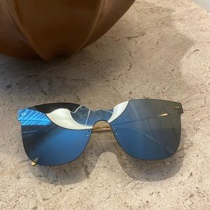 illesteva piazza mask sunglasses